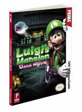 Luigi's Mansion: Dark Moon: Prima Official Game Guide (Prima Official Game Guide