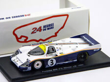 1 43 Spark Porsche 956 Winner 24h le Mans 1983 with Rothmans Decals