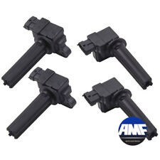 Set of 4 Ignition Coil for Saab 9-3 2.0L Turbo - UF526