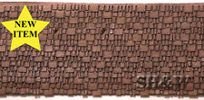 "HO Scale ""Laser Cut"" Shake Shingle Roofing Kit"