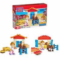 Mega Bloks BlokTown Pony Stable - 361 NEW in BOX