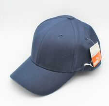 7b2dea8a188 NEW Puma Navy Blue Cresting X-Fit Fitted Cap Hat Size Large Extra large