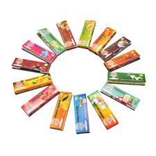 15 X Packs Hornet Juicy Fruit 78*44MM 15 Kinds Flavored Cigarette Rolling Paper