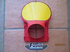 Plaque phare Fantic FM 260 125cc brissoni