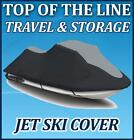 For Honda Jet Ski AquaTrax F-15x 2002-2009 JetSki PWC Mooring Cover Black/Grey