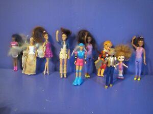 Barbie McDonalds Happy Meal Toys Lot Barbie & Friends lot of 10