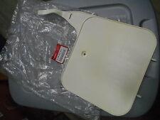 NOS Honda Front Number Plate CR250 CR125 CR500 XR200 61136-ML3-841