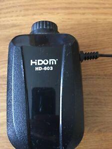 Hidom HD-603 Dual outlet  Aquarium Air Pump