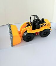 Cat Machines Front Loader Tractor Toy Working Lights, Sounds and Moves Fun