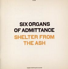 Six Organs of Admittance - Shelter from the Ash [New CD]