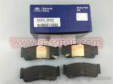 Genuine Hyundai Santa FE Rear Brake Pads P/N 583022BA20