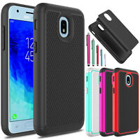 For Samsung Galaxy J3 V 2018/Orbit/Star/Achieve/SM-J337A Shockproof Case Cover