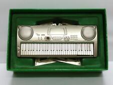 Mega Rare Singapore Heineken Beer Keyboard Model Lighter Unused In Box (A2138)