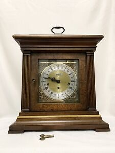 Howard Miller Franz Hermle Mantle Clock Triple Chimes Germany Model 612436
