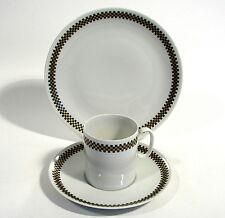 Thomas Porzellan Medaillon Form 700 Kaffeegedeck Service  R. Scharrer 1960