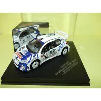 PEUGEOT 206 WRC RALLYE D'ACROPOLE 1999 F. DELECOUR VITESSE SKM99081 1:43 19ème