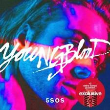 5 Seconds of Summer - Youngblood (CD, 2018, Target Exclusive) Luke Hemmings NEW