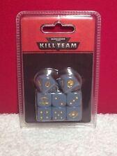 Warhammer 40K matar equipo espacio Lobos dados-Nuevo
