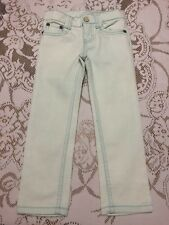 GYMBOREE Girls Jeans Size 3 New Lime