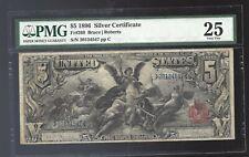 1896 $5.00 Silvers(Educational series)
