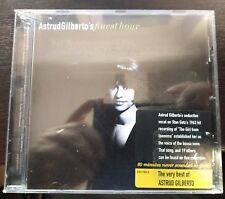 Astrud Gilberto's Finest Hour Cd 2001 Still Sealed Verve Records ‎– 520 790-2