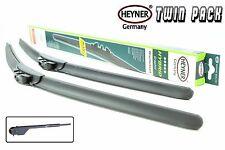 "Mercedes CLK 2002-2009 HEYNER HYBRID windscreen wiper blades 22""22"""