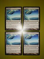 Cloudpost x4 Mirrodin 4x Playset Magic the Gathering MTG