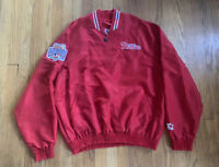Philadephia Phillies Vintage 90's MLB All Star Game Starter Jacket 1996 Size XL