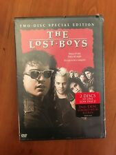 The Lost Boys Two-Disc Special Edition New/ Sealed