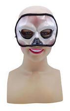 White Skull Skeleton Masquerade Ball Party Mask Halloween Skeletor Fancy Dress