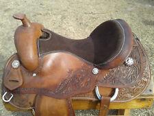 """16"""" Reining Trail Saddle - Reiner"""