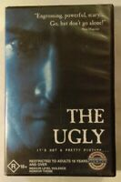 The Ugly VHS 1997 Horror Scott Reynolds Paolo Rotondo 21st Century Large Case