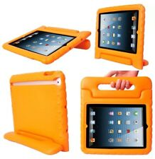 For iPad Mini 1, 2, & 3 ORANGE Kids Shock Proof EVA Foam Case Handle Cover Stand