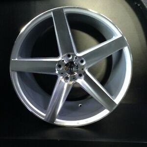 """19"""" Vossen Style Wheels Staggered Suit Falcon BA, BF, FG- 19x8.5/9.5 5/114 35P"""