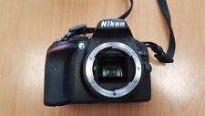 Nikon D3200 Body SLR-Digitalkamera (24 Megapixel) schwarz, nur 3209 Auslösungen!