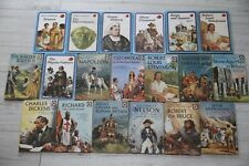 Ladybird Rare History s 561 collection lot Queen Victoria Elizabeth Gaskell Rome