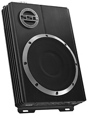 """SOUND STORM 8"""" 600-watt Powerful Amplified Subwoofer System Remote Level Control"""