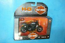 Maisto Custom Harley Davidson Motorcycles Series 35 2016 Breakout in Black