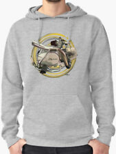 Skyteam Pitbike Retro Motorcycle engine Sweatshirt, Hoodie INISHED Productions