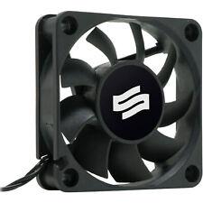 SilentiumPC Zephyr 60 60x60x15 mm, Gehäuselüfter, schwarz