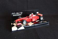 Minichamps Ferrari F300 1998 1:43 #4 Eddie Irvine (GBR)