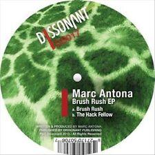 ANTONA , MARC - BRUSH RUSH EP NEW VINYL RECORD