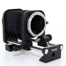 Macro bellows for F-mount lens Nikon D5100 D300 D3s D90 D80 D700 D800 D7100 DF