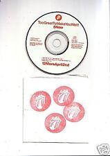"Rolling stones"" 5 Now"" 5 track demo extrêmement rare"
