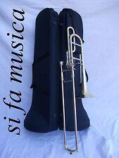 Trombone contralto in MIb/SIb con ritorta in FA (tipo Yamaha YSL 671) + case NEW