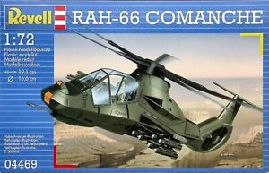 Revell 04469 RAH-66 Comanche 1/72 scale model Helicopter kit