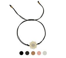Tara Armband Mandala Edelstahl Bracelet Yoga Freundschaftsband schmuckrausch