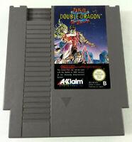 Jeu Nintendo NES en loose  Double Dragon II NES-W2-EEC (FAH)  Envoi rapide suivi