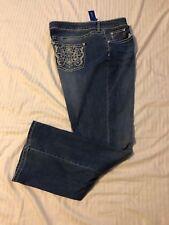 49151362339 APT 9 Bootcut Ladies Jeans Size 24w