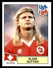 PANINI USA '94 (INT VERSION) ALAIN SUTTER SWITZERLAND No. 46